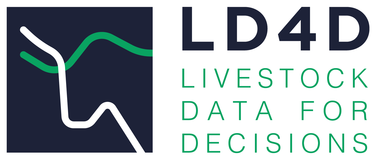 Livestock Data for Decisions Logo
